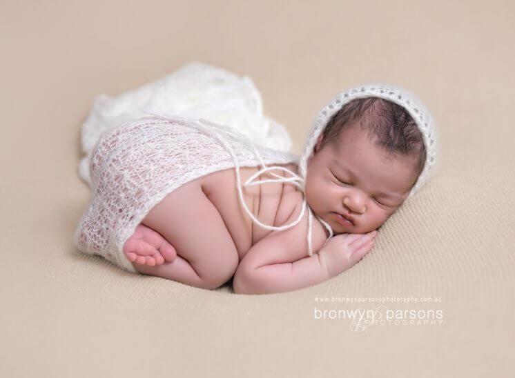 Posed Newborn Photography - Canberra Newborn Photography
