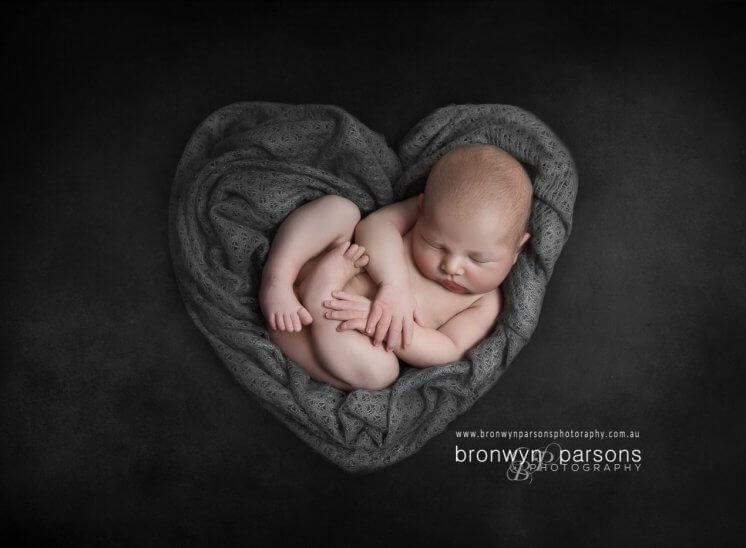 Posed Newborn Photography